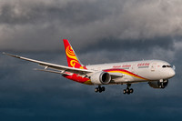 Hainan Airlines 787-8 B-2729